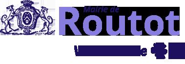 Mairie de Routot - Ville fleurie 1 fleur