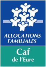 logo CAF de l'Eure