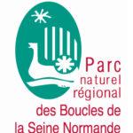 Logo du Parc régional naturelle des boucles de la Seine normande