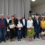 les vainqueurs du concours des maisons fleuries 2018
