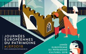 Jourées européennes du patrimoine 2018